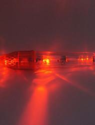 170MM светодиодных глубокое падение подводной рыбалки красный свет
