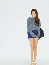 Women's  Spare A Relaxed Sentiment Knit Sweaters