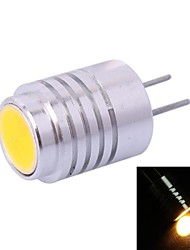 G4-2D 1.5W 60LM 3200K Warm White LED Light Bulb(DC 12V)