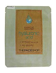 лицо магазина гиалуроновая кислота маска 1шт 22ml