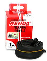 KENDA 14*1.2 AV Rubber Bike Foldable Tube