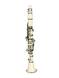 Clarinette instrument Clarinette Clarinette B (Blanc)