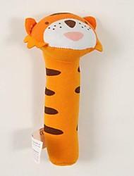forma Tigrão bebê ysbd chocalhos brinquedos para atividade berço carrinho de bebê brinquedos de pelúcia