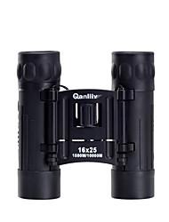 QANLIIY 16x25 HD Night Vision Binoculars Waterproof Pocket Telescope 1500M/10000M