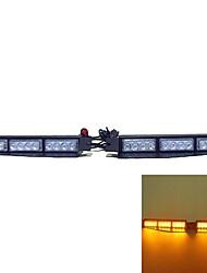 camion auto di emergenza di pericolo bar luce stroboscopica faro di avvertimento 24 ha portato esclusiva trattino di divisione visiera ponte (colori