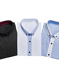 3-Piece Short Sleeve Shirts Combo