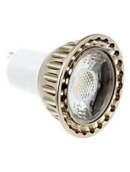 GU10 3w LED COB 300lm fraîche chaude ampoule / blanc lumière du projecteur (AC 85-265V)