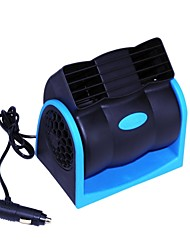 12V 7W Airflow Low Noise Car Vehicle Fan with Angle Adjustable Air Outlet