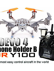 Walkera QR Y100 FPV Wifi IOS/Android/Devo RC Quadcopter Drone UFO with Camera GPS and IOC 6-Axis