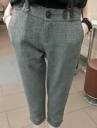 Women's Gray Suit Pants , Vintage/Casual/Work