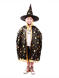 Wizard&Witch Clothing Holloween Apperal Set Of 2(More Colors)
