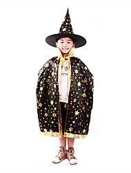 assistente&holloween roupas bruxa APPERAL conjunto de 2 (mais cores)