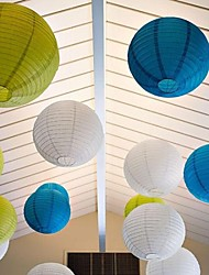 "Wedding Décor 8"" Colorful Lovely Paper Lantern for  Baby Shower Birthday Party all Festival More Colors"