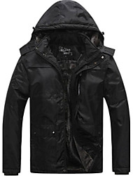 Skymoto®Men's Plus Size Slim Thick Cotton Coat