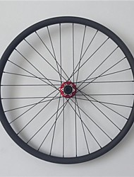AURORA RACING 23mm Dpeth 25 mm Width 650B Carbon MTB Clincher Wheelset