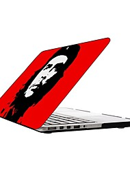 Che Guevara Design Full-Body Protective Plastic Case for 13-inch/15-inch MacBook-Pro with Retina Display