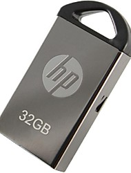 hp 2.0 flash drive 32gb usb ferro mini-homem v221w