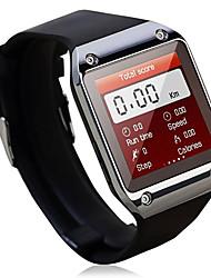 Elegante androide del reloj del compañero de Pulsera para iPhone 4/4S/5/5S Samsung S4/Note 2/Note 3 HTC CellPhone
