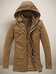 nbecdz mannen winter mode warme jas b3315
