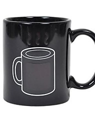 Color Changing Mug Heat Sensitive Ceramic Coffee Cup
