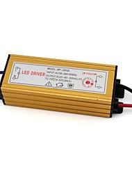 AC 100-240 V DC 27-45v (9-12) x1w wasserdichte LED-Treiber-Aluminium-Stromversorgung