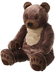 28 pouces grand ours en peluche poupées jouets en peluche