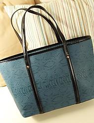 couro print de cobra dama da moda de bolsas de bolsa comprador das mulheres