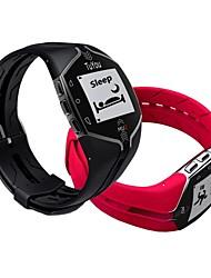 atividade e sono rastreador gb-mu2 Bluetooth v4.0 inteligente pulseira pulseira calorias / alarme / esportes / acompanhamento sono