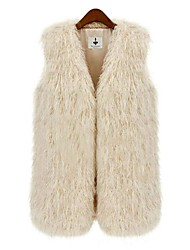 AISNI™ Women's New Luxury Fur Waistcoats