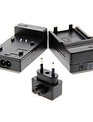 4,2 V Akku-Ladegerät + EU-Stecker + Ladegerät für Samsung slb1437