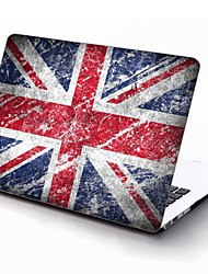 Vintage Design UK Flag Design Full-Body Protective Plastic Case for 11-inch/13-inch New MacBook Air