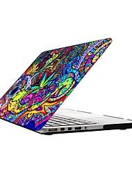 красочные картины всего тела защитный пластиковый корпус для 13-дюймовый / 15-дюймовый MacBook-Pro с сетчатки дисплей