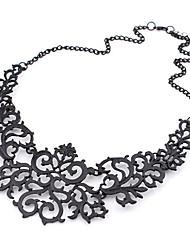 Masoo Women's Fashional Cut Out Necklace