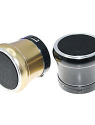 YXS10 Mini Speaker sem fio Bluetooth suporte embutido bateria de lítio USB Mic TFcard (cores sortidas)