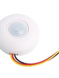 140 Degree Human Body IR Sensor Switch for LED Controller (3.6A 220V)