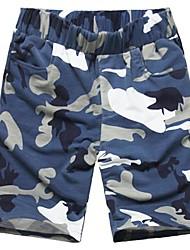 uomini marea grandi cantieri in pantaloncini mimetici