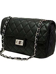Falidi® Women'S Quilted Shoulder Handbag Chain Handbag