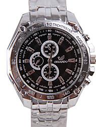 Shinuo Men Fashion Steel Watch