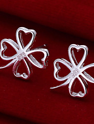 Kisses Casual Elegant Metal All Match Earrings