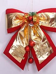 30 * 35 centimetri decorazioni natalizie da appendere ornamenti del nodo della farfalla