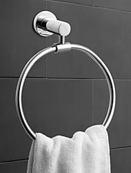 accessoires pour le bain solide anneau de serviette en laiton (0640-3307)