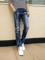 Xinfu™ Men's Casual  Shift Jeans Pants