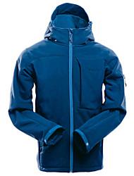 casaco térmico windproof dos homens
