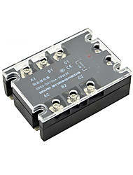 Three-phase SSR Solid State Relay DC-AC 25A Contactless Relay DELIXI ELECTRIC CDG3-DA25A