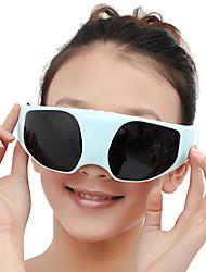 myopie bleu guérir masseur durcissement des yeux de cercle noir