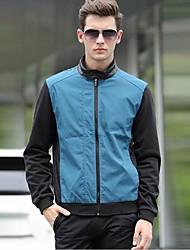 Men's New Korea Elasticity Short Cotton Jackets