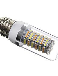 6W E26/E27 Ampoules Maïs LED T 120 SMD 3528 420 lm Blanc Naturel AC 100-240 V