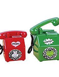 Funny Old Telephone Shape Saving Bank Toys for Gifts