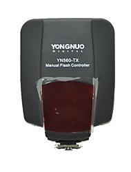 YONGNUO YN560-tx yn-560 controlador do transmissor de flash tx manual para câmera Nikon yn-560 iii rf602 / rf603 / rf-603 ii