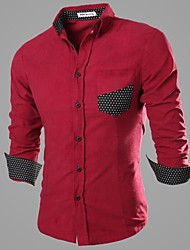 Men's Long Sleeved Shirts